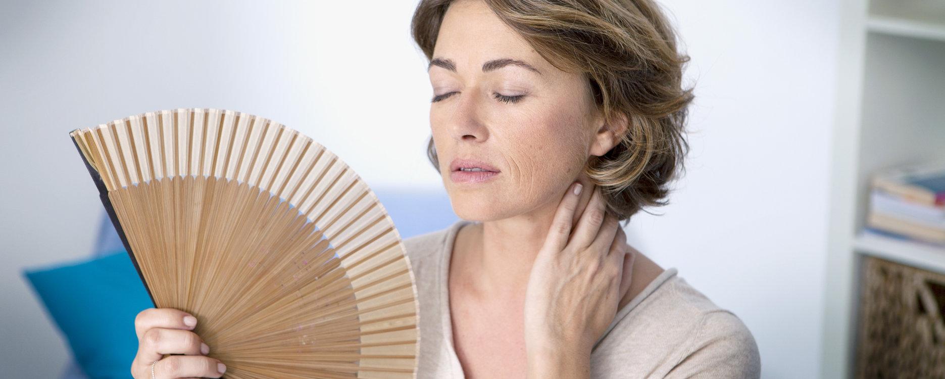 les symptome de la menaupose